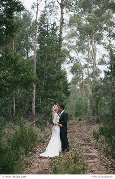 Forest wedding photoshoot. Photography: Jenni Elizabeth