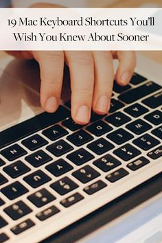 12 Keyboard Shortcuts You'll Wish You Knew About Sooner 19 helpful keyboard shortcuts for Mac users…whether you're a computer novice or pro. Mac Keyboard Shortcuts, Apple Laptop Macbook, Macbook Air, Macbook Pro Tips, Macbook Pro Accessories, Mac Tips, Gold Apple Watch, Iphone Hacks, Mac Pro