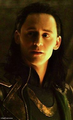 I bet if I saw Loki, one of our conversations would go like that: Me: Are you manipulating me again? Loki: Try not to fall for it. I dare you.