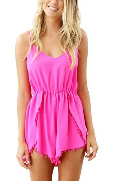NEED this romper. So cute.