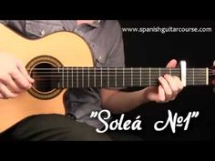 DOWNLOAD TAB - http://www.spanishguitarlessons.org/download Here's a great Soleá for Spanish guitar that's perfect for beginners! Make sure you download the ...