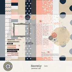 Secretly | Ange Designs