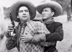 photo Tim McCoy Paul Fix western film Bulldog Courage 77-16