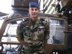 Damien Boiteux, le soldat tué au Mali ce vendredi.Hommages