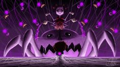 Find the best Undertale Muffet Wallpaper on GetWallpapers. We have background pictures for you! Muffet Undertale, Anime Undertale, Frisk, Funny Undertale, Wallpaper Pc, Wallpaper Backgrounds, Laptop Wallpaper, Spider Dance, Wallpaper Bonitos
