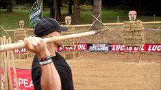 Spartan Race Spear Throw Tutorial
