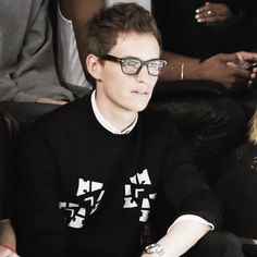 Eddie Redmayne | 45 Eddie Redmaynes You Need To See Right Now - he's so cute and nerdy :D <3