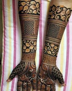 Fashion Style - All About Mehndi Designs