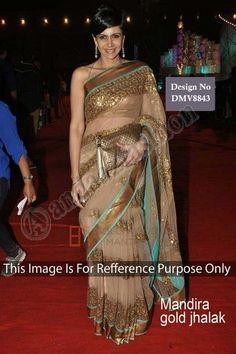 Chikoo net Saree avec Blouse prix: 106,63 € chikoo, saree net d'or, chemisier. Embelli avec. Saree est livré avec licou blouse. Produit sont disponibles en tailles 34,36,38,40. Il est parfait pour l'usure du festival, vêtements de mariage et l'usure du parti. Blouse tissu: travaux Banarasi: Multi Paillettes travail  http://www.andaazfashion.fr/womens/sarees/chikoo-net-saree-with-blouse-dmv8843.html