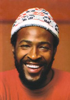 Marvin Gaye, July 1973, by Jim Britt