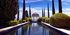 Conception garden, jardin la concepcion in Malaga (Spain). Photo by Eduardo Huelin.
