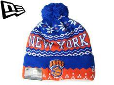 【ニューエラ】【NEW ERA】ニットキャップ ポンポンニット NEW YORK KNICKS オレンジXブルー フリーサイズ【ボンボン付き】【ニューヨーク・ニックス】【NY】【バスケ】【NBA】【白】【black】【newera】【帽子】【メンズ】【NEW ERA】【ニット帽】【あす楽】【楽天市場】