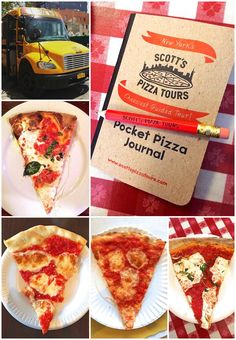 Scott's Pizza Tour {New York City}
