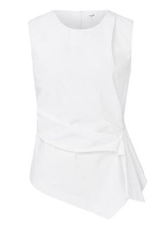 Sleeveless Top - Ripple Wave by VIDA VIDA Sale Pick A Best Discount Countdown Package mmtt0oMvcb
