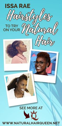 20 of the Most Beautiful Hairstyles of HBO's Hit Show Insecure- Issa Rae - Issa Rae Hairstyles to try on your Natural Hair Best Natural Hair Products, Natural Hair Regimen, Natural Hair Care Tips, Long Natural Hair, Natural Hair Growth, Natural Haircare, Natural Curls, Natural Makeup, Issa Rae