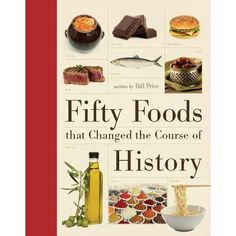 Though many of the foods in this book are taken for granted and one (the mammoth) is no longer consumed, these foods have kept humans alive for millennia and theirs is a fascinating story