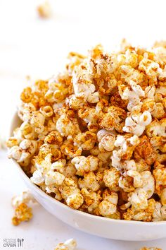 Taco Popcorn: When <i>Game of Thrones</i> is about to start, but you both want a little snacky-snack.
