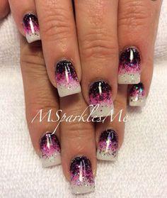 January or February nails