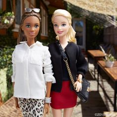 Sunday Funday, tag your bestie! ❤️ #barbie #barbiestyle