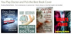 Medical books all week on StoryFinds. Readers vote for your favorite book cover today.