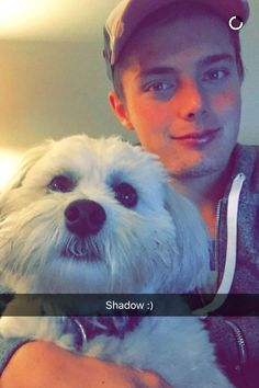 New photo!! Shadow and teddy!!