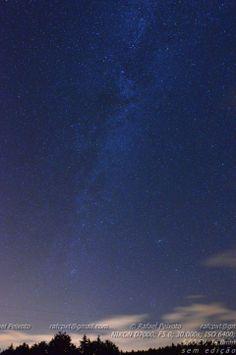 #Via lactea ou milky Way | Luz, essência da imagem…