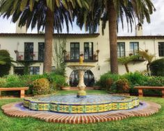 Compass + Twine   A modern spa with Spanish Colonial style at the Four Seasons Resort The Biltmore Santa Barbara.