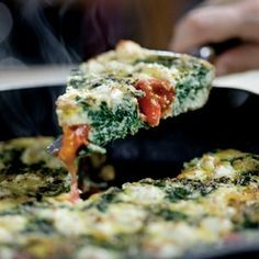 Frittata - healthy and will keep you full till lunch