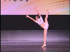 Crazy Good 10 year old dance solo! GONE- Kaycee Rice Open Solo 2013 - Choreo by Kristyn Abbadini - YouTube