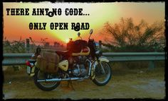 There Ain't No Code, Only Open Road ⋆ The Wandering Hippy - Saddlebag Reflections and Rock & Roll