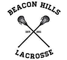 Beacon Hills Lacrosse Tshirt by Teen Merchandise