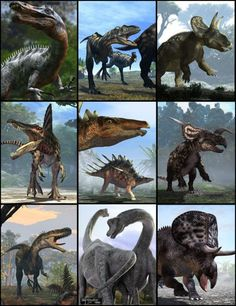 Predator vs. Prey Dinosaur Bundle in Animals and Creatures, Bundles,  3D Models by Daz 3D