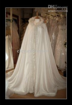 Bridal Cape, Bridal Gowns, Wedding Gowns, Red Wedding, Winter Wedding Cape, Winter Cape, Winter Weddings, Capes, Girls Dresses
