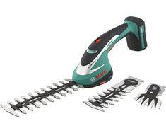 Akumulátorové nůžky na trávu a keře Bosch ASB LI Set 0600856301