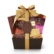 Godiva Chocolate Delights Gift Basket
