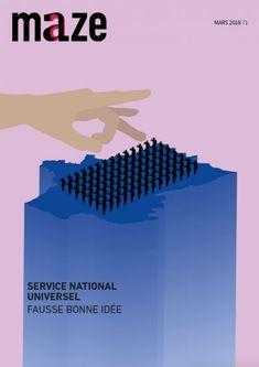 Maze #71 : Service national universel