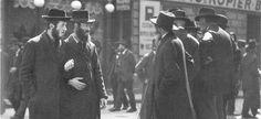 Quelles étaient les composantes de l'identité juive d'avant-guerre en Europe…