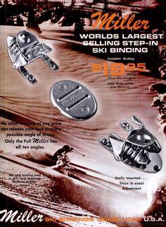 SKIING Oct 1966 - Miller - a local Utah company