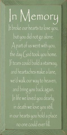 God bless my Dad, Although you've only been gone one day I already miss you so very much I feel so empty and lost without you, Rest in Eternal peace until we met again, I Love You so much ! Bowser