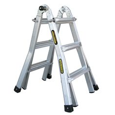 Gorilla Mighty 11 Multi Purpose Aluminium Ladder