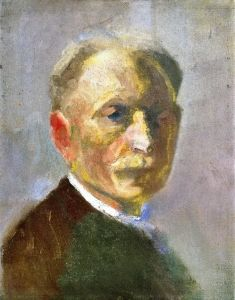 Self-Portrait - Emil Nolde - The Athenaeum