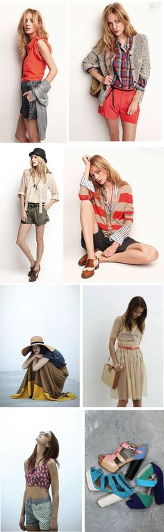 Madewell/ASOS.  Pretty sure I want all of it.