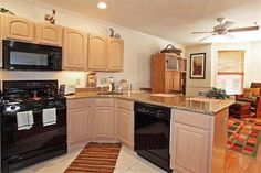 pickled oak cabinets - Google Search