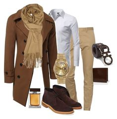 Untitled #371 by sanchez-drummond on Polyvore featuring polyvore Dsquared2 Rolex Paul Smith Salvatore Ferragamo Dolce&Gabbana mens men men's wear mens wear male mens clothing mens fashion
