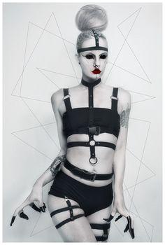 Photographer/Model/Body harness designer:https://www.facebook.com/ValeriaChorozidi/?pnref=lhc