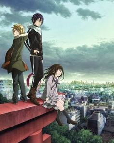 Unlimited Animes: Noragami