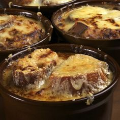 Traditional French Onion Soup (Michael Ruhlman via the Culinary Life)