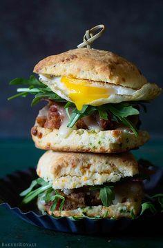 Epic Meatloaf Slider with Bakers Royale