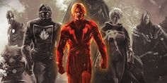 Adam Warlock Marvel Annhilation Conquest 6 Cover Keyes Edit Avengers: Infinity War Auditions Offer Major Potential Villain Reveal