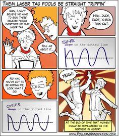 Math jokes are the best jokes.